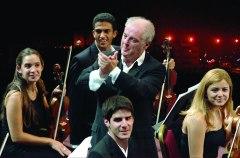 Filmfoto: Knowledge is the Beginning – Daniel Barenboim und das West-Eastern Divan Orchestra