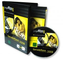 Filmfoto: GeradeRaus 2008 – Die Werkstatt-DVD